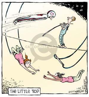 Comic Strip Dave Coverly  Speed Bump 2015-01-20 shooting