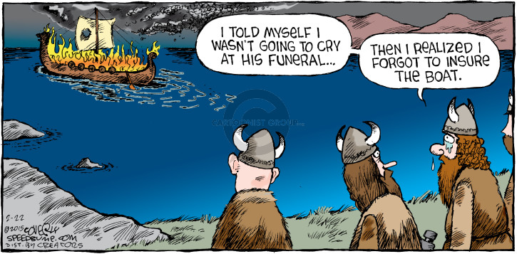 Comic Strip Dave Coverly  Speed Bump 2015-02-22 viking