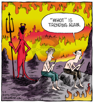 Comic Strip Dave Coverly  Speed Bump 2015-03-09 online