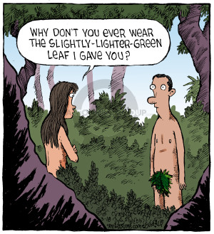 Comic Strip Dave Coverly  Speed Bump 2015-03-18 recommendation