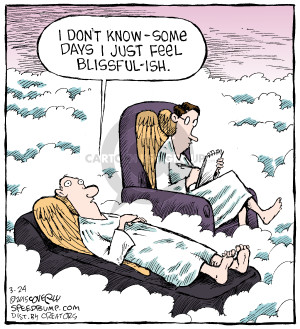 Comic Strip Dave Coverly  Speed Bump 2015-03-24 feel