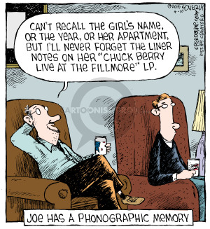 Comic Strip Dave Coverly  Speed Bump 2015-04-10 note