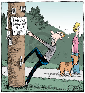 Comic Strip Dave Coverly  Speed Bump 2015-04-21 strength