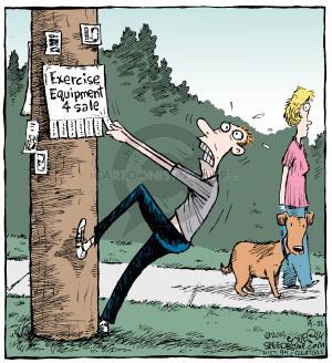 Exercise equipment 4 sale.
