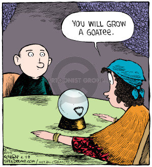 Comic Strip Dave Coverly  Speed Bump 2015-04-28 crystal ball