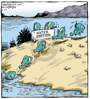 Comic Strip Dave Coverly  Speed Bump 2015-04-29 evolution