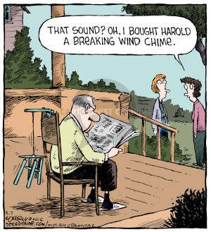 Comic Strip Dave Coverly  Speed Bump 2015-05-07 pass