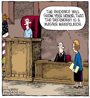 Cartoonist Dave Coverly  Speed Bump 2015-05-13 criminal