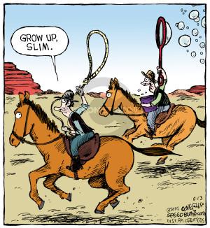 Comic Strip Dave Coverly  Speed Bump 2015-06-13 slim