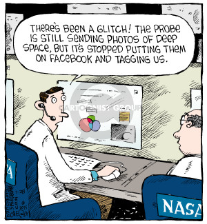 Comic Strip Dave Coverly  Speed Bump 2015-07-28 online photograph