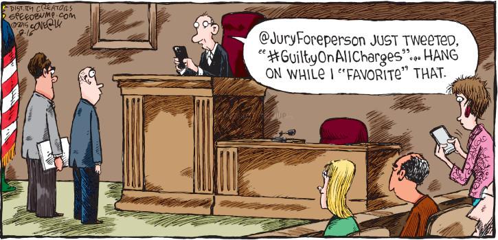 Cartoonist Dave Coverly  Speed Bump 2015-08-16 tweet