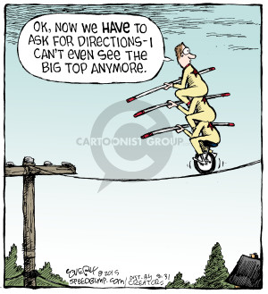 Comic Strip Dave Coverly  Speed Bump 2015-08-31 anymore