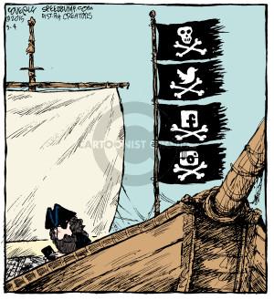 Comic Strip Dave Coverly  Speed Bump 2015-09-04 ship
