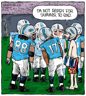 Comic Strip Dave Coverly  Speed Bump 2015-09-14 football team