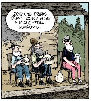 Comic Strip Dave Coverly  Speed Bump 2015-09-16 nowadays