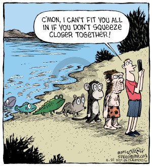 Comic Strip Dave Coverly  Speed Bump 2015-09-21 picture