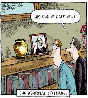 Cartoonist Dave Coverly  Speed Bump 2015-10-06 optimism
