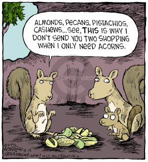 Comic Strip Dave Coverly  Speed Bump 2015-10-12 buy