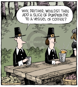 Comic Strip Dave Coverly  Speed Bump 2015-10-22 coffee cup