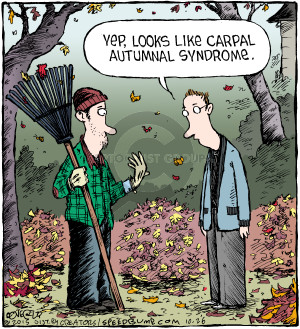 Comic Strip Dave Coverly  Speed Bump 2015-10-26 tunnel