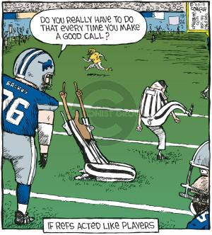 Comic Strip Dave Coverly  Speed Bump 2015-12-26 athlete