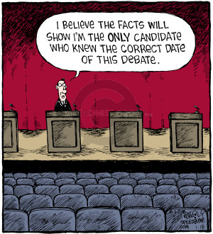 Comic Strip Dave Coverly  Speed Bump 2016-01-18 election debate