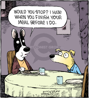Comic Strip Dave Coverly  Speed Bump 2016-03-07 before