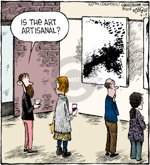 Comic Strip Dave Coverly  Speed Bump 2016-03-09 museum