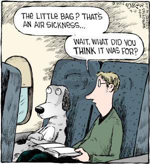 Comic Strip Dave Coverly  Speed Bump 2016-03-11 motion