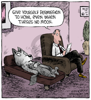 Comic Strip Dave Coverly  Speed Bump 2016-03-14 psychiatrist