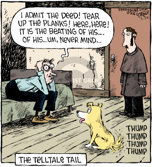 Comic Strip Dave Coverly  Speed Bump 2016-03-26 murder