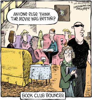 Comic Strip Dave Coverly  Speed Bump 2016-03-31 movie review