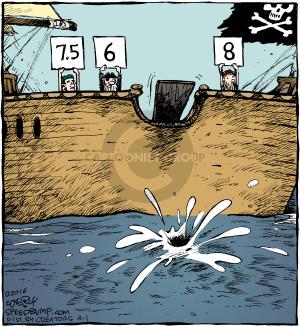 Comic Strip Dave Coverly  Speed Bump 2016-04-01 ship