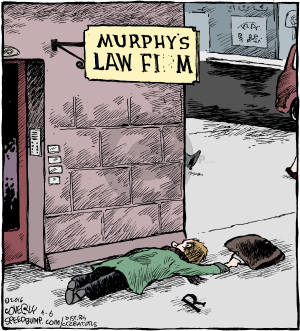 Cartoonist Dave Coverly  Speed Bump 2016-04-06 lawyer