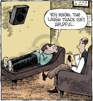 Comic Strip Dave Coverly  Speed Bump 2016-04-18 therapy