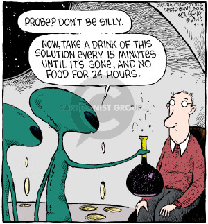 Comic Strip Dave Coverly  Speed Bump 2016-04-19 abduct