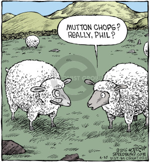 Comic Strip Dave Coverly  Speed Bump 2016-04-20 sheep