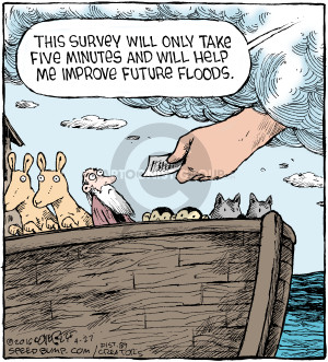 Cartoonist Dave Coverly  Speed Bump 2016-04-27 biblical