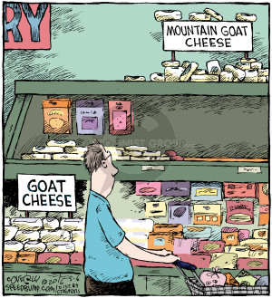 Comic Strip Dave Coverly  Speed Bump 2016-05-06 goat
