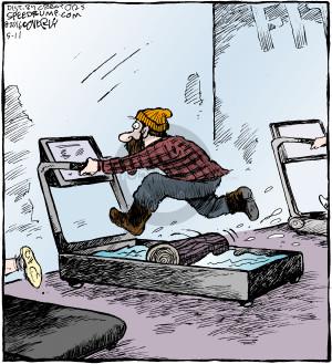Comic Strip Dave Coverly  Speed Bump 2016-05-11 tread