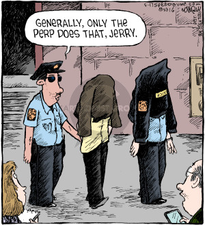 Comic Strip Dave Coverly  Speed Bump 2016-05-17 law
