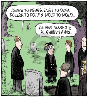 Comic Strip Dave Coverly  Speed Bump 2016-05-25 everything