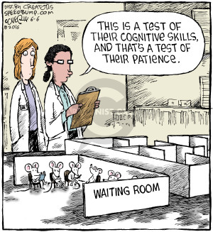 Comic Strip Dave Coverly  Speed Bump 2016-06-06 office