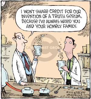 Comic Strip Dave Coverly  Speed Bump 2016-06-10 truth