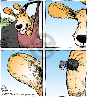 Comic Strip Dave Coverly  Speed Bump 2016-06-13 fourth