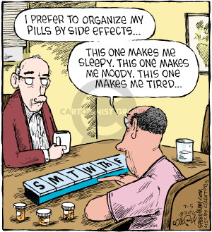 Comic Strip Dave Coverly  Speed Bump 2016-07-05 organization