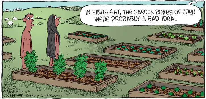 Comic Strip Dave Coverly  Speed Bump 2016-07-24 idea