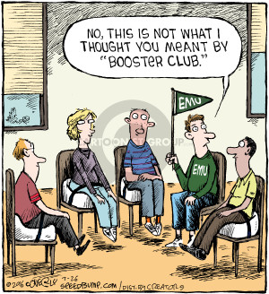 Cartoonist Dave Coverly  Speed Bump 2016-07-26 college