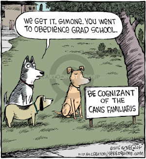 Comic Strip Dave Coverly  Speed Bump 2016-08-04 education