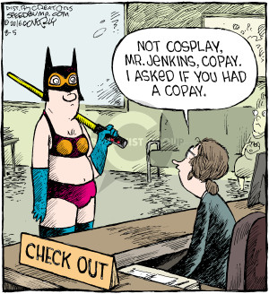 Comic Strip Dave Coverly  Speed Bump 2016-08-05 office